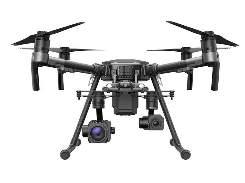 Matrice 200 double camera