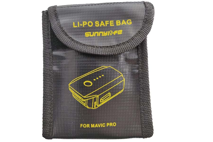 Li-Po safebag Drone batterier