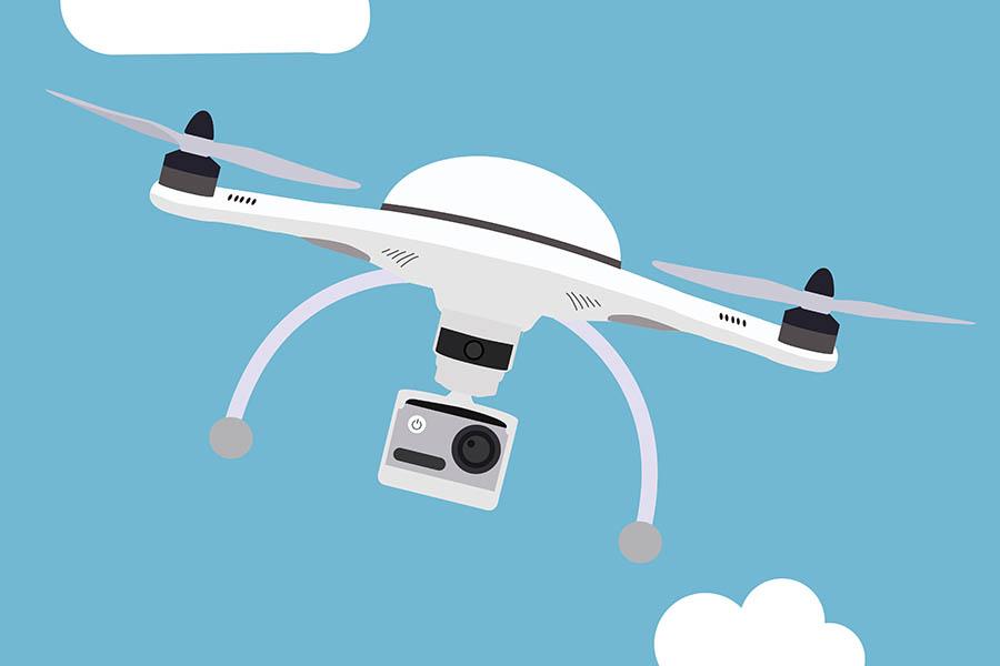 Kalibrering af IMU drone flyver skævt