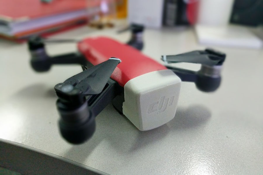 Drone, spark, gimbal cover