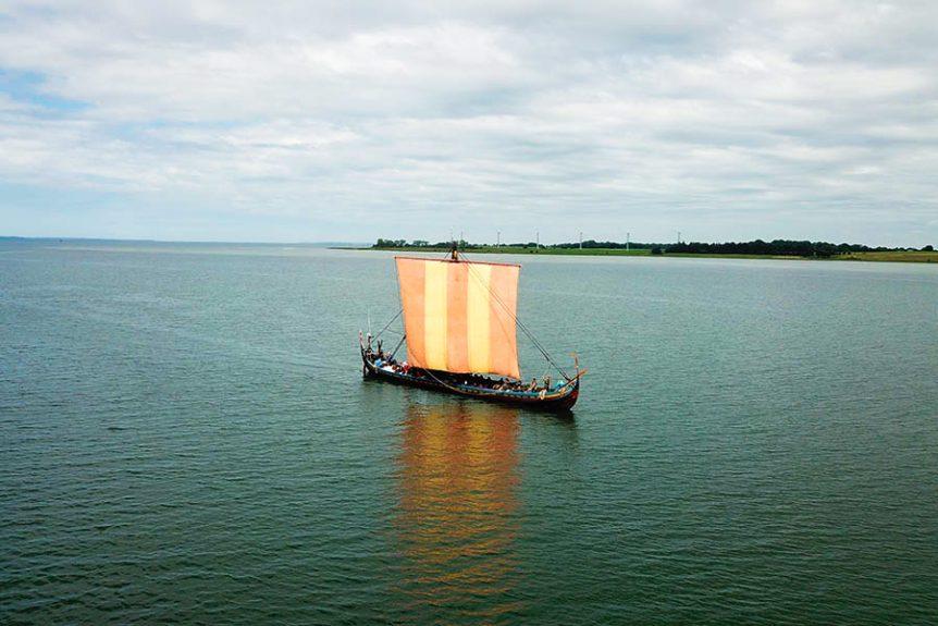 Vikingeskib, Havhingsten