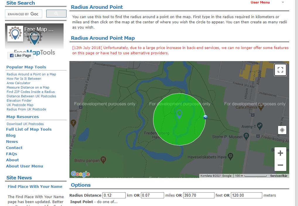Freemaptool værktøjer til dronepiloten